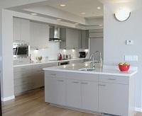 kuchnia w bieli