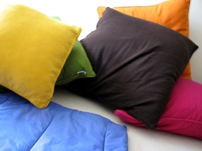 kolorowe posciele