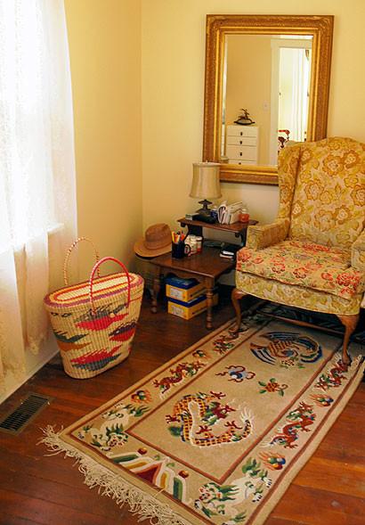 ładny dywanik